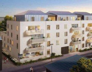 Achat / Vente immobilier neuf Nantes quartier hauts pavés (44000) - Réf. 4539