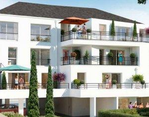 Achat / Vente immobilier neuf Nantes quartier hippodrome (44000) - Réf. 3560