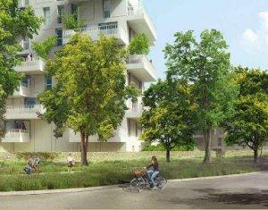 Achat / Vente immobilier neuf Nantes quartier Pont du Cens (44000) - Réf. 3321