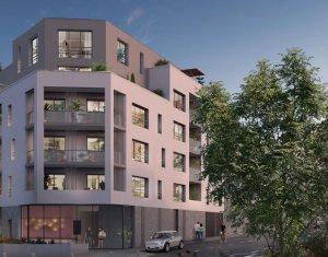Achat / Vente immobilier neuf Nantes quartier Procé (44000) - Réf. 2787