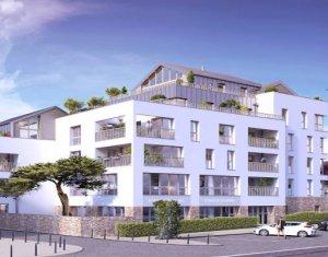 Achat / Vente immobilier neuf Nantes quartier résidentiel des Hauts-Pavés (44000) - Réf. 4197