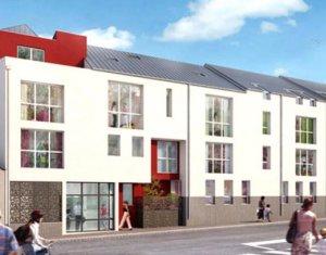 Achat / Vente immobilier neuf Nantes route de Clisson (44000) - Réf. 737