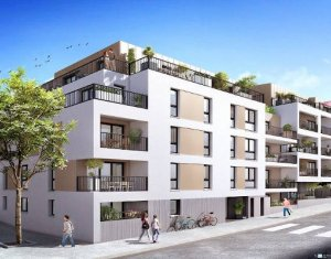 Achat / Vente immobilier neuf Nantes secteur Saint-Félix (44000) - Réf. 3808