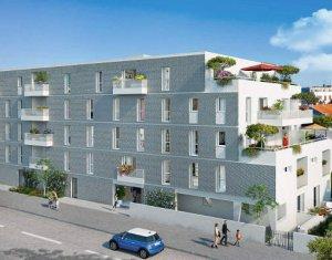 Achat / Vente immobilier neuf Orvault proche pôle commercial du Cardo (44700) - Réf. 5842