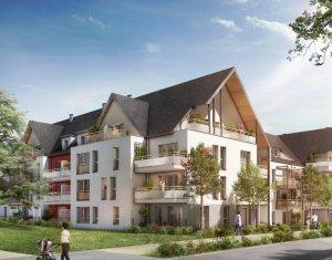 Achat / Vente immobilier neuf Pornic centre-ville proche des commodités (44210) - Réf. 3051