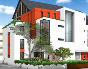Achat / Vente immobilier neuf Pornichet à 100m de la plage (44380) - Réf. 13
