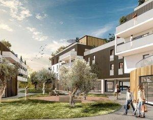 Achat / Vente immobilier neuf Pornichet proche marché (44380) - Réf. 4924