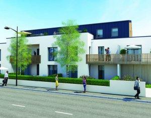Achat / Vente immobilier neuf Saint-Herblain proche mairie (44800) - Réf. 2184