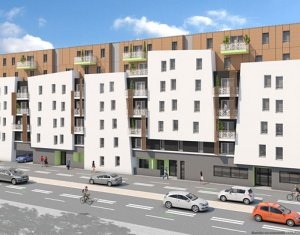 Achat / Vente immobilier neuf Saint-Herblain proche quartier Joli Mai (44800) - Réf. 887