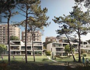 Achat / Vente immobilier neuf Saint Herblain quartier Bagatelle : environnement boisé (44800) - Réf. 459