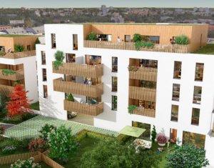 Achat / Vente immobilier neuf Saint-Herblain secteur polyclinique (44800) - Réf. 5928