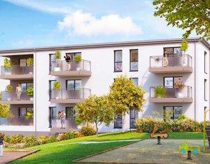 Achat / Vente immobilier neuf Saint-Nazaire calme et verdoyant (44600) - Réf. 3493