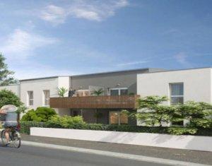 Achat / Vente immobilier neuf Saint-Nazaire proche arrêt de bus (44600) - Réf. 3912