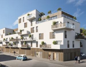 Achat / Vente immobilier neuf Saint-Nazaire proche du port (44600) - Réf. 5385