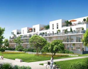 Achat / Vente immobilier neuf Saint-Nazaire proche plages et centre-ville (44600) - Réf. 1987