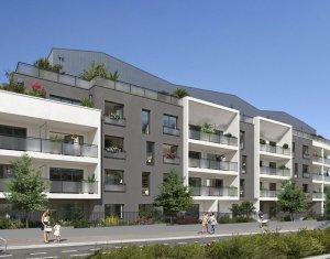 Achat / Vente immobilier neuf Saint Nazaire proches des commodités (44600) - Réf. 2241