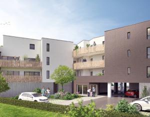 Achat / Vente immobilier neuf Saint-Nazaire quartier Penhoët (44600) - Réf. 5515