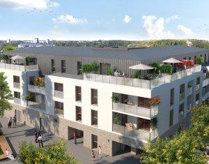 Achat / Vente immobilier neuf Saint-Sébastien proche Nantes (44230) - Réf. 3416