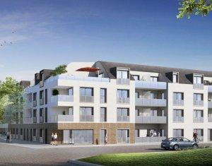 Achat / Vente immobilier neuf Saint Sébastien sur Loire au cœur de la ville (44230) - Réf. 2097