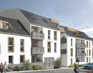 Achat / Vente immobilier neuf Saint-Sébastien-sur-Loire quartier de la Martellière (44230) - Réf. 424