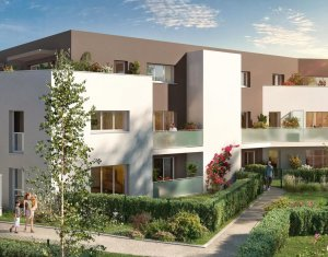 Achat / Vente immobilier neuf Saint-Sébastien-sur-Loire quartier les Savarières (44230) - Réf. 5786