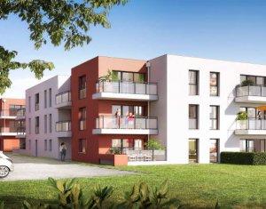 Achat / Vente immobilier neuf Sainte-Luce-sur-Loire à deux pas de l'école primaire (44980) - Réf. 4009