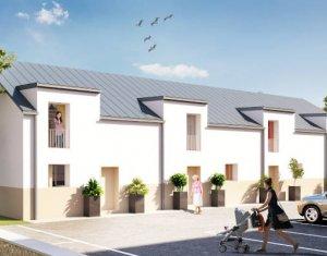 Achat / Vente immobilier neuf Treillières centre ville proche toutes commodités (44119) - Réf. 3923