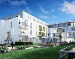 Achat / Vente immobilier neuf Treillières proche de la mairie (44119) - Réf. 1179