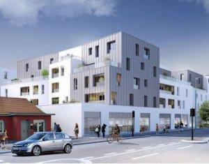 Achat / Vente immobilier neuf Vertou à 10 minutes du centre de Nantes (44120) - Réf. 4055