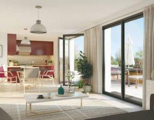 Achat / Vente immobilier neuf Vertou quartier Beautour proche Busway (44120) - Réf. 4017