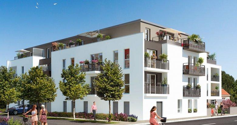 Achat / Vente immobilier neuf Bouaye proche Nantes (44830) - Réf. 524