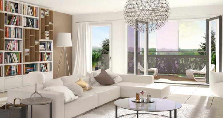 Achat / Vente immobilier neuf Carquefou cœur de ville (44470) - Réf. 144