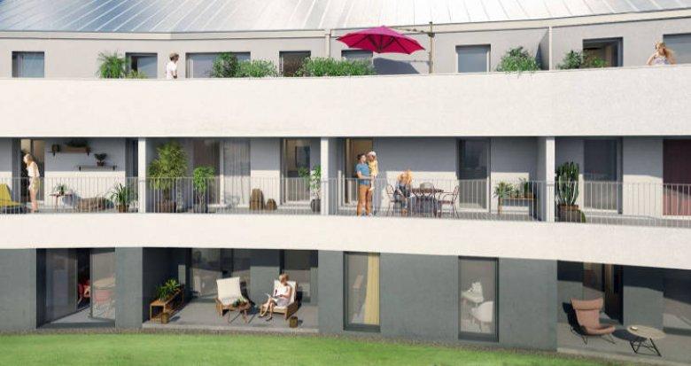 Achat / Vente immobilier neuf Carquefou proche centre-ville (44470) - Réf. 4771