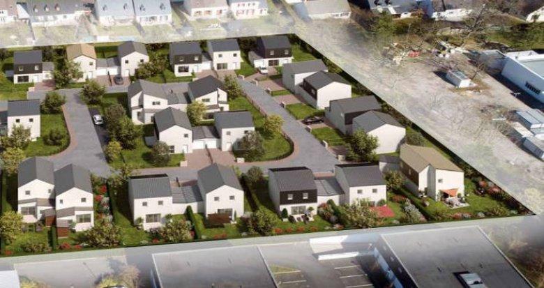 Achat / Vente immobilier neuf Carquefou proche des bords de l'Erdre (44470) - Réf. 4991