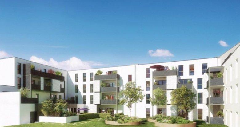Achat / Vente immobilier neuf Carquefou proche mairie (44470) - Réf. 421