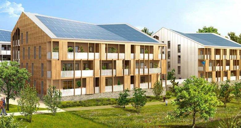 Achat / Vente immobilier neuf Carquefou proximité centre (44470) - Réf. 748