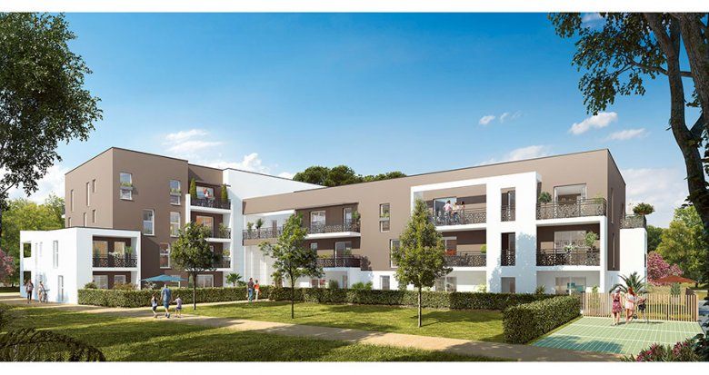 Achat / Vente immobilier neuf Clisson proche centre (44190) - Réf. 970