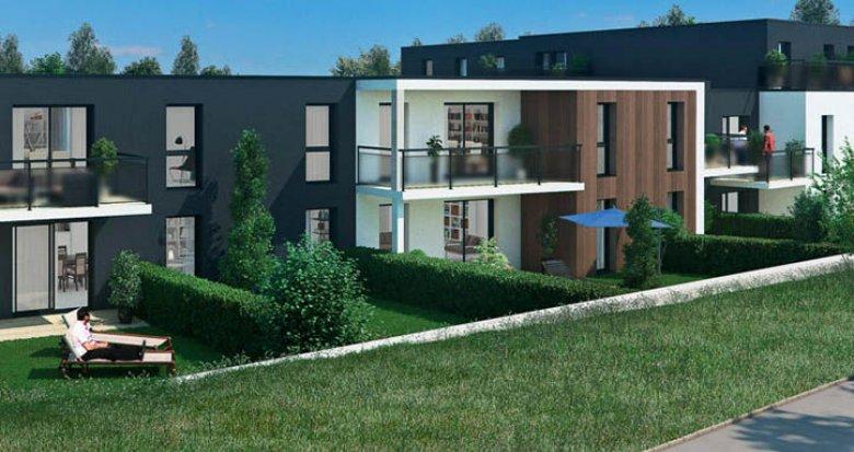 Achat / Vente immobilier neuf Couëron proche bords de Loire (44220) - Réf. 1052