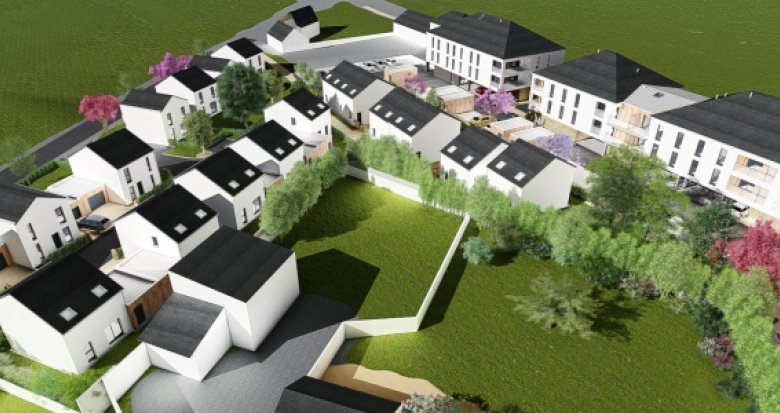 Achat / Vente immobilier neuf Grandchamps centre (44119) - Réf. 1513