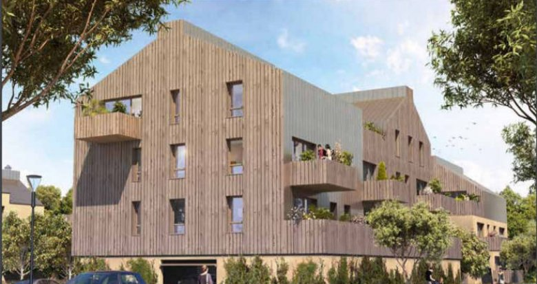 Achat / Vente immobilier neuf Guérande à 300 mètres des remparts (44350) - Réf. 5653