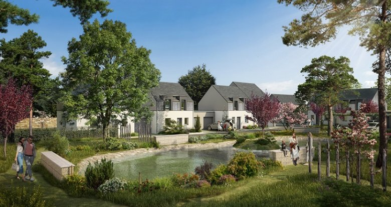 Achat / Vente immobilier neuf Guérande proche remparts (44350) - Réf. 5533