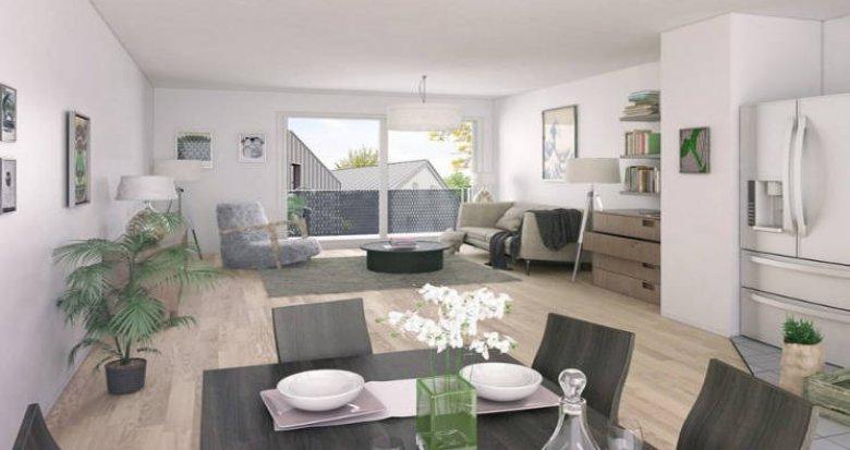 Achat / Vente immobilier neuf Haute-Goulaine proche centre et commodités (44115) - Réf. 4635