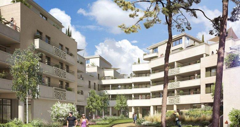 Achat / Vente immobilier neuf La Baule-Escoublac Place de la Victoire (44500) - Réf. 658