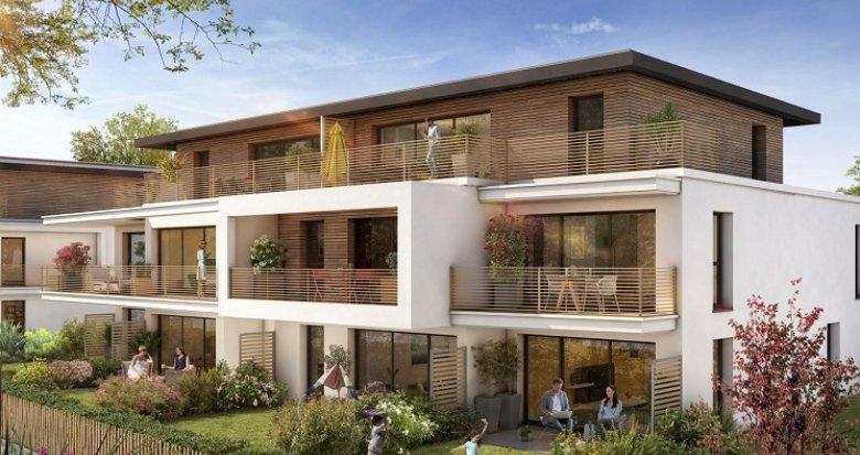 Achat / Vente immobilier neuf La Baule-Escoublac proche centre-bourg (44500) - Réf. 3447