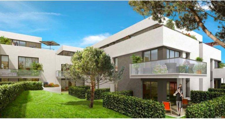 Achat / Vente immobilier neuf La Baule-Escoublac quartier des Salines (44500) - Réf. 2336