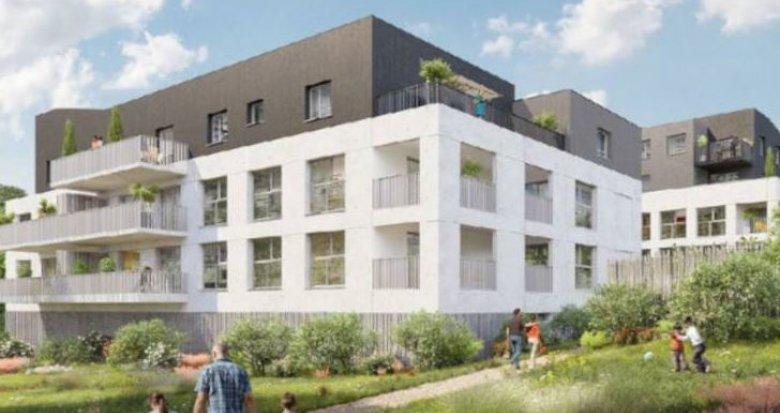 Achat / Vente immobilier neuf La Chapelle-sur-Erdre proche tram-train (44240) - Réf. 3259
