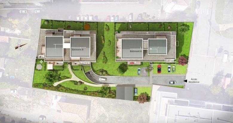 Achat / Vente immobilier neuf La Montagne à 400 mètres du centre (44620) - Réf. 1361