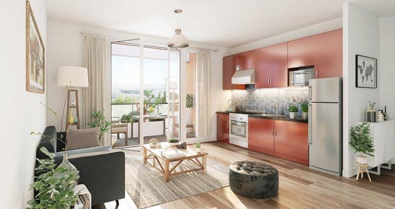 Achat / Vente immobilier neuf La Montagne plein centre-ville proche commodités (44620) - Réf. 3032