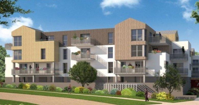 Achat / Vente immobilier neuf LaChapelle-sur-Erdre proche du centre (44240) - Réf. 5