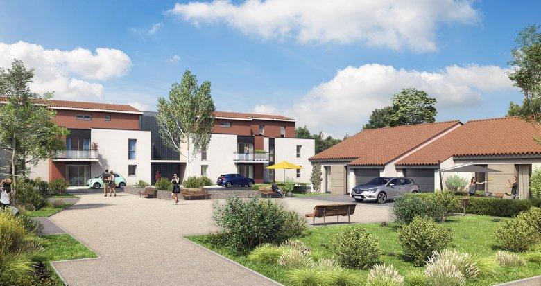 Achat / Vente immobilier neuf Le Pellerin à deux pas de la Loire (44640) - Réf. 2575